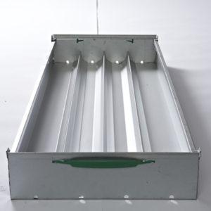 PQ 1m Welded Core Tray - Terracor